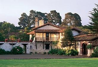 Santa Catalina School - Image: Santa Catalina School, Monterey, CA