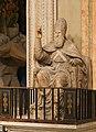Santa Maria in ara Coeli statue Paul III, Capitole, Rome, Italy.jpg