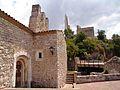 Santuari de la Font Santa i Castell de Subirats.jpg