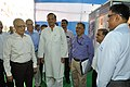 Saroj Ghose and Manish Gupta with NCSM Dignitaries Visit Mobile Science Exhibition - Inaugural Function - MSE Golden Jubilee Celebration - Science City - Kolkata 2015-11-17 4929.JPG