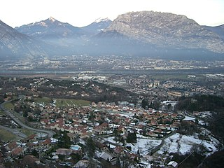 Sassenage Commune in Auvergne-Rhône-Alpes, France