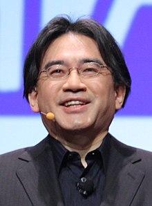 Satoru Iwata esiintyy Game Developers -konferenssissa vuonna 2011