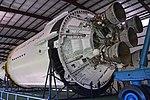 Saturn V Rocket, 2nd Stage – Johnson Space Center. 20-3-2017 (25828063697).jpg