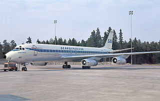 Scandinavian Airlines System Flight 933 aviation accident