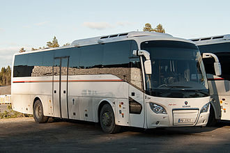 Higer Bus - Higer A30 on Scania K320IB chassis in Norway