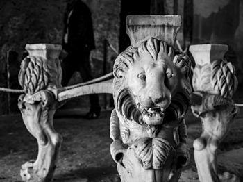 Scavi Archeologici di Pompei - Casa dei Quadretti Teatrali.JPG