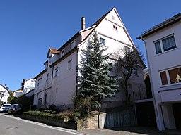 Schildergasse in Weinstadt
