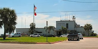Galveston County, Texas - Scholes International Airport at Galveston