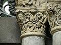 Schwanenburg Kleve dorisches Kapitell an Türbogen.jpg