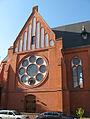 Schwedt, Katholische Kirche, Ostgiebel.jpg