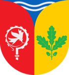 Das Wappen von Schwentinental