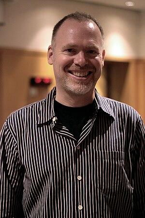 Scott Westerfeld - Westerfeld at Utopiales 2010