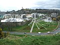 Scottish Parliament from Radical Road - geograph.org.uk - 853642.jpg