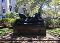 Sculpture of Pan at Columbia University.jpg
