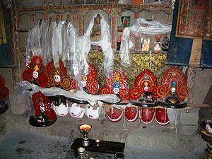 Dhankar Gompa