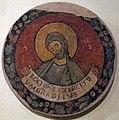 Scuola romana, profeta amos, 1120-30, da s.nicola in carcere.JPG