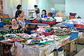 Seafood in Han Market - Da Nang, Vietnam - DSC02382.JPG