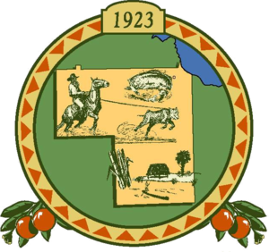 Hendry County, Florida - Image: Seal of Hendry County, Florida