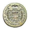 Seal of Mihailo Obrenovic.jpg