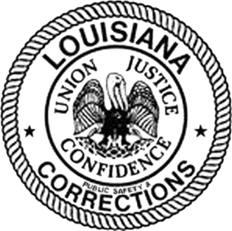 Seal of Louisiana - Image: Seal of the Louisiana Department of Public Safety and Corrections