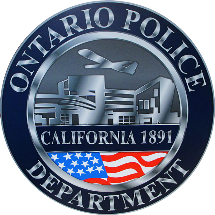 Official logo of Ontario, California