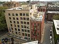 Seattle - rear of 88 Yesler & Mutual Life Building 01.jpg