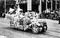 Seattle Potlatch Parade showing flower covered float, 1912 (SEATTLE 727).jpg
