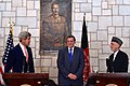 Secretary Kerry with Kubis and Karzai July 2014.jpg