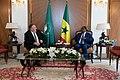 Secretary Pompeo Meets With President Macky Sall in Dakar (49554060796).jpg