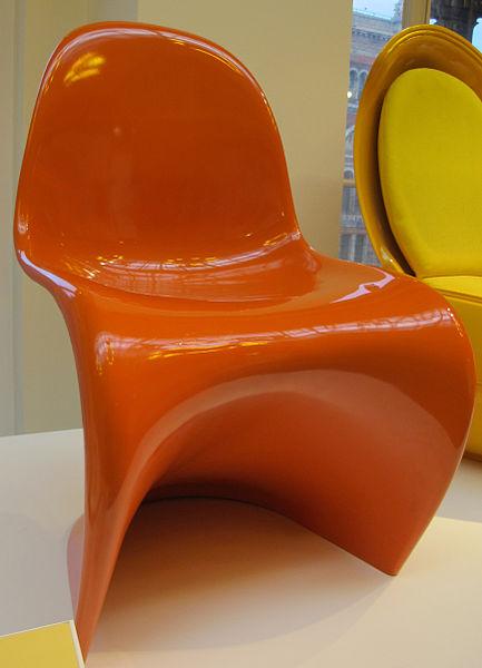 Archivo sedia di verner panton 1960 jpg wikilibros - Verner panton sedia ...