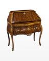 Sekretär, 1700- talets mitt - Hallwylska museet - 110112.tif