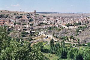 Sepúlveda, Segovia - General view of Sepúlveda