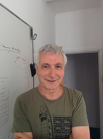Serge Abiteboul - Serge Abiteboul in 2016