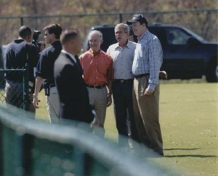 Sessions and Shelby meet Bush