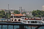 Sh-Kasimpasa ferry on the Golden Horn in Istanbul, Turkey 001.JPG