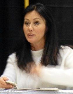 Shannen Doherty American actress