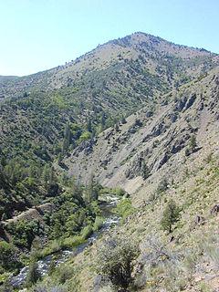 Shasta River River in California, United States