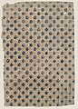 Sheet with overall grid pattern with stars Met DP886716.jpg