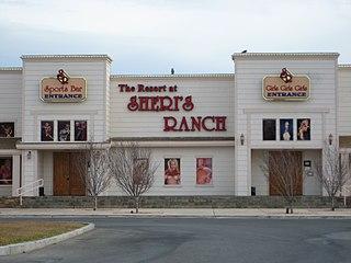 Sheris Ranch Brothel near Las Vegas