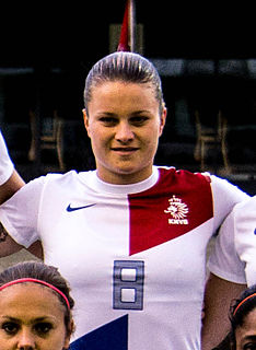 Sherida Spitse Dutch footballer