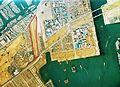 Shinonome runwey Aerial photograph.1974.jpg