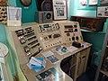 Ship-to-shore radio console, Ilfracombe Museum.jpg