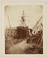 Ship in a dockyard (4052822010).jpg