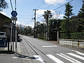 Shizuoka prefectural road 78 on Oyama town 20100408 001.jpg
