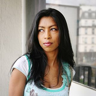 Shumona Sinha French-Indian writer