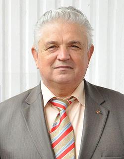 Професор Микола Швед, травень 2015