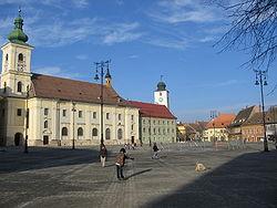 Piaţa Mare (Large Square)