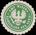 Siegelmarke Amt Wippra W0331515.jpg