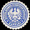 Siegelmarke Königliche Eisenbahn Direction Breslau - Kanzlei W0223242.jpg