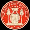 Siegelmarke Magistrat der Stadt Aurich W0219101.jpg